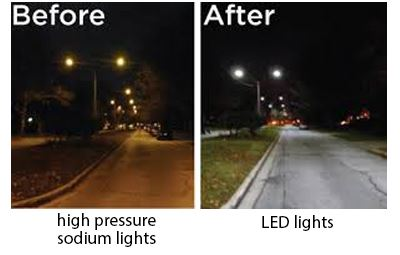 Converting Street Lights To Led Santa Rosa Ca