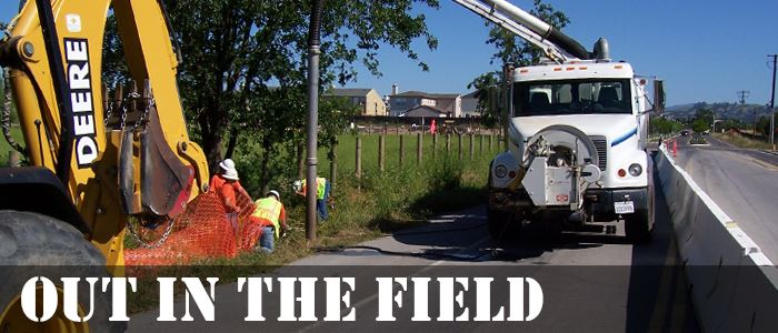 Out in the Field Transportation and Public Works Newsletter Archives