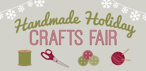 Handmade Holiday Crafts Fair