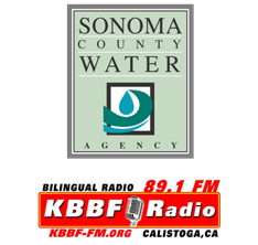 Presenting Sponsors: Sonoma County Water Agency and KBBF Bilingual radio