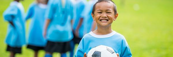 Youth Outdoor Soccer Header