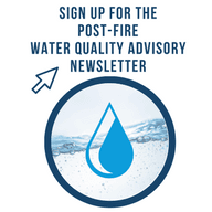 Water Quality Advisory Update