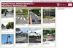 Pedestrian Improvements 2018