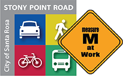 Stony Point Rd Measure M News Flash
