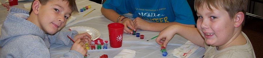 Winter Camp Wa-Tam Arts & Crafts