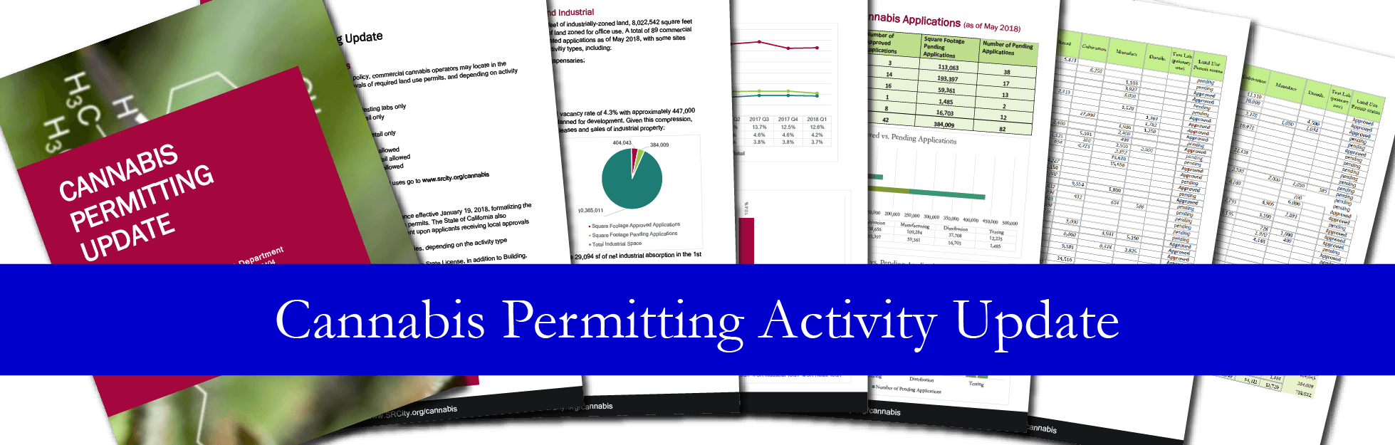 Cannabis Permitting Activity Update