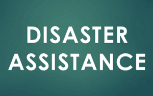 Disaster Assistance graphic