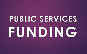Public Services Funding
