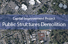 CIP Public Structures Demolition News Flash