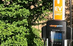 EV Charging Station News Flash Home