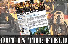 Out in the Field E-Newsletter
