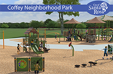 Coffey Neighborhood Park Construction News Flash TPW