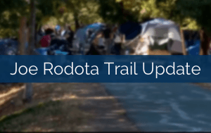 Joe Rodota Trail Update