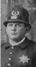 John M. Boyes in police uniform