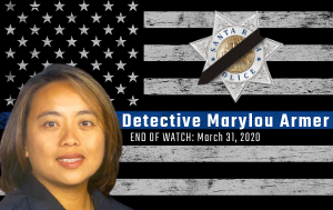 Photo of Detective Marylou Armer