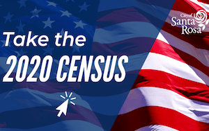 Take the 2020 Census YouTube Thumbnail