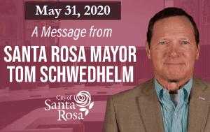 Mayor Message 053120