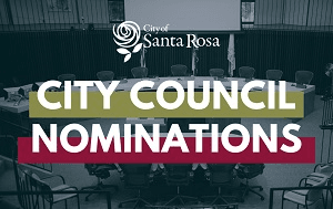 Santa Rosa City Hall Council Chambers