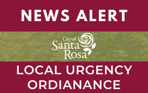 News Flash_Local Urgency Ordinance