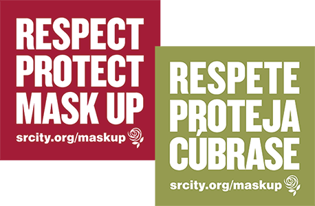 Protect Respect Mask Up