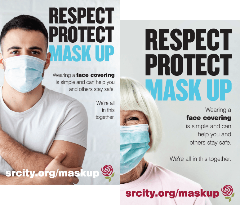 Mask Up Posters Thumbnail v3 ENG