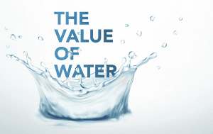 News Flash_Value of Water