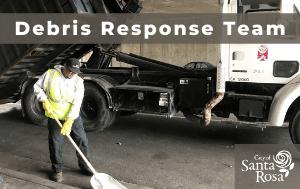 Debris Response Team-6