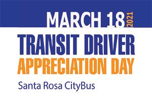 Transit Driver Appreciation Day 2021 News Flash