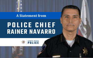 Chief Statement News Flash