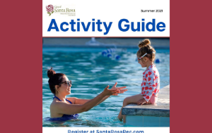 Browse the Summer Activity Guide. Registration begins May 6th.