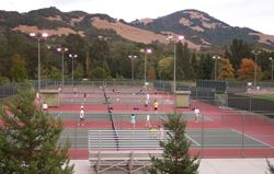 Galvin Park Tennis Courts