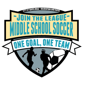 Middle School Soccer Logo