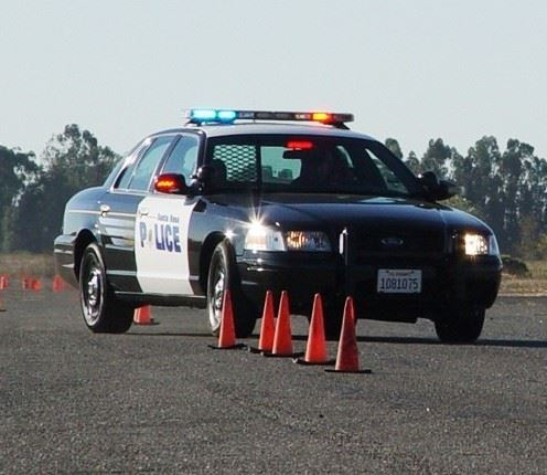 Police Driving Course