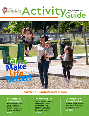 Fall Winter Activity Guide Cover