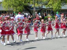 Luther Burbank Rose Parade 2010