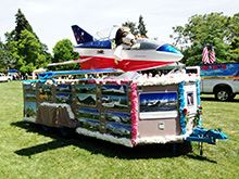 Luther Burbank Rose Parade Festival 2014