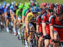 AMGEN Tour of California Overall Finish 2013