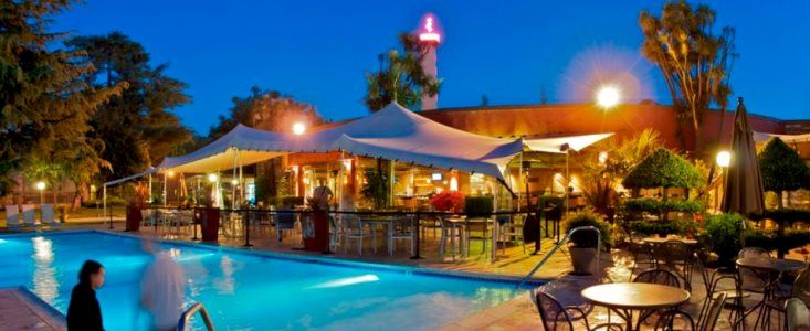 Flamingo Hotel Pool
