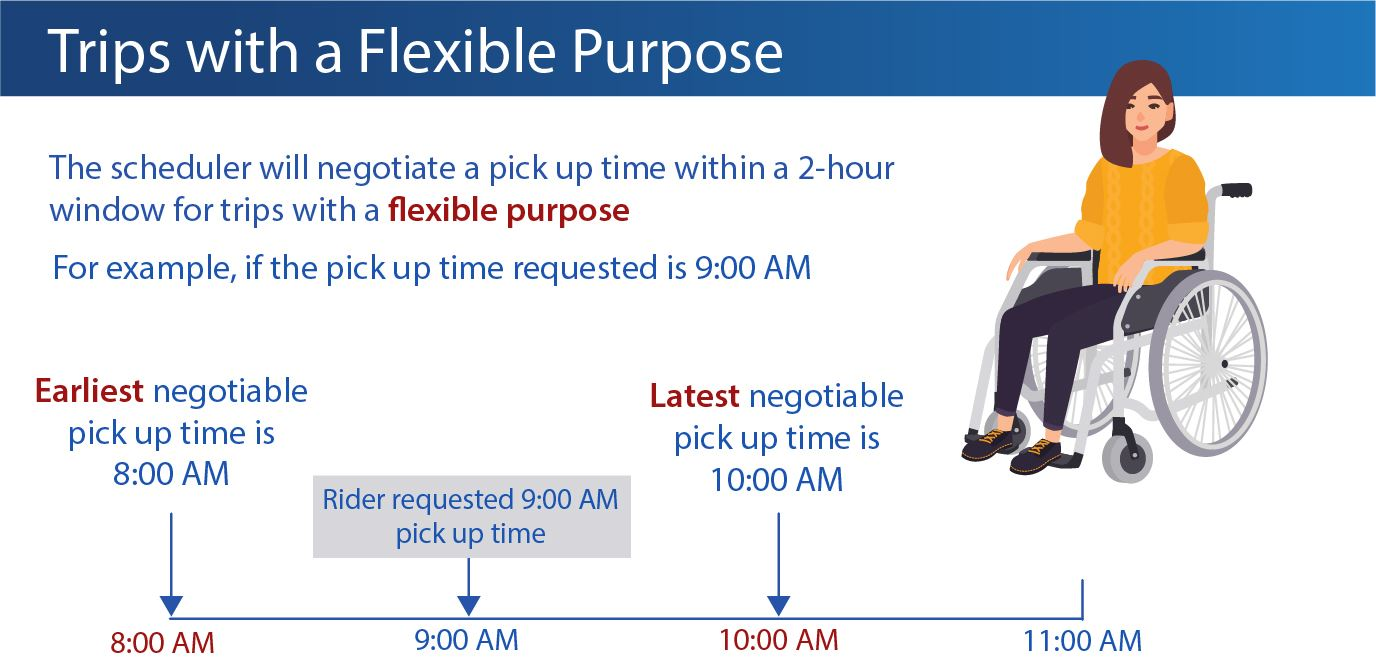 Flexible Purpose Trips