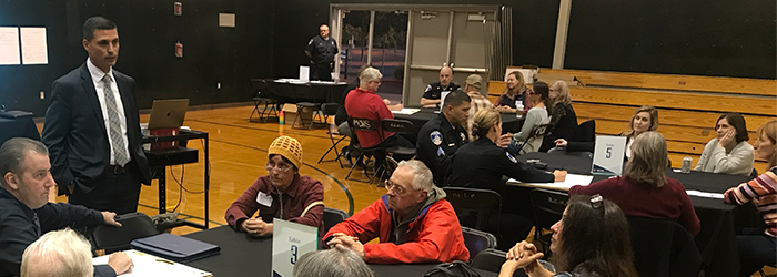 SRPD Community Listening Sessions